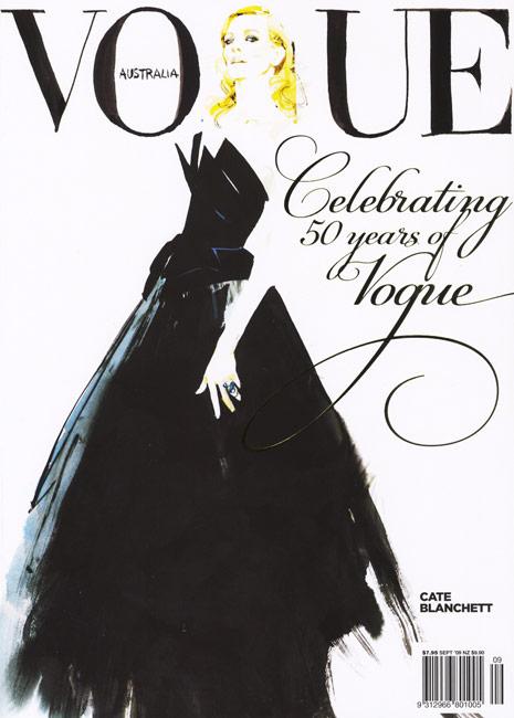 Fashion Illustration Book Cover ~ David downton fashion illustrator clients vogue
