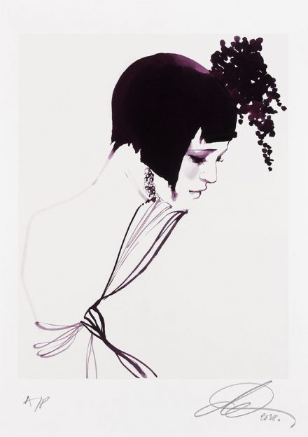 David Downton - Dior Couture Spring/Summer 1997
