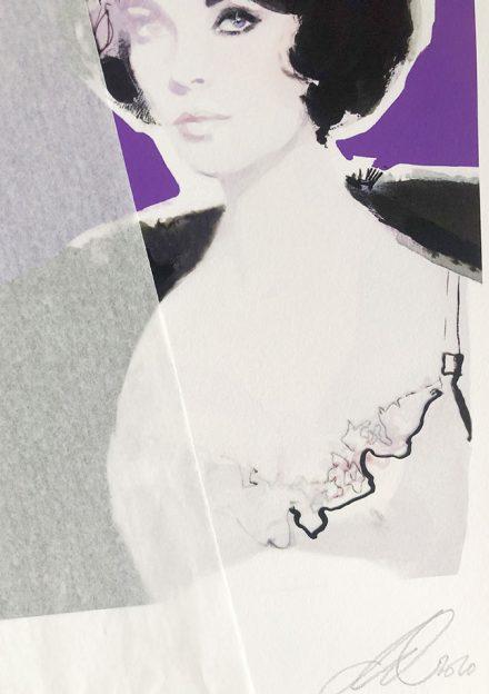 David Downton - Pop Up Shop - Elizabeth Taylor 2