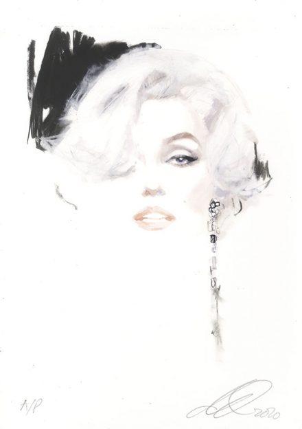David Downton - Pop Up Shop - Marilyn Monroe 1