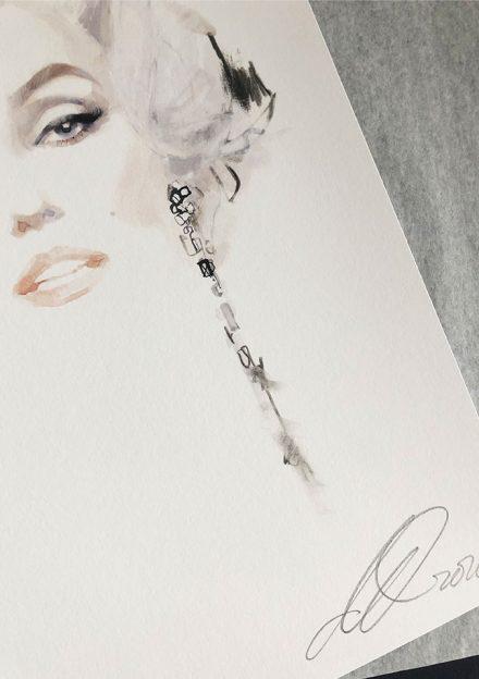 David Downton - Pop Up Shop - Marilyn Monroe 2