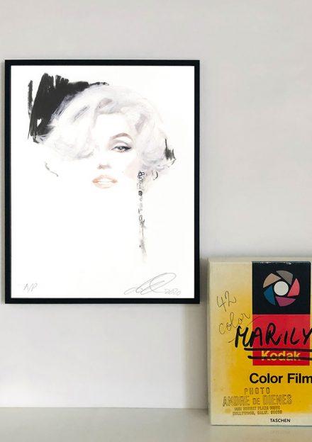 David Downton - Pop Up Shop - Marilyn Monroe 3