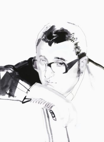 Alber Elbaz, Claridge's December 2011