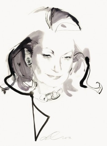 Denise Hale, Claridge's September 2011
