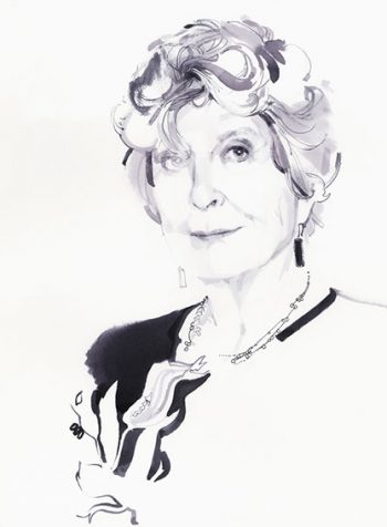 Joan Burstein, Claridges' August 2014