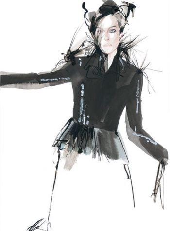 Amanda Harlech, Paris 2005