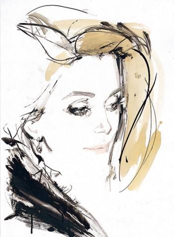 Catherine Deneuve, Paris 1999