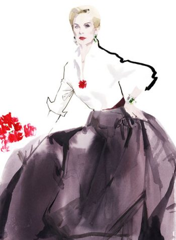 Carolina Herrera, New York 2012