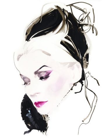Daphne Guinness, London 2012
